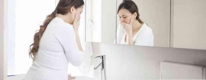 è normale perdere peso dalla nausea mattutina
